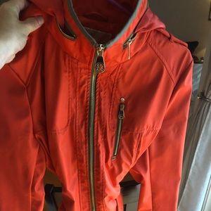 MK Rain Coat